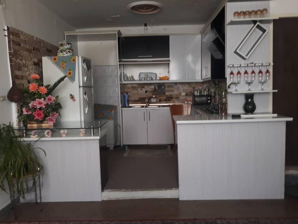 آپارتمان مسکونی اجاره ای 67 متری دو خوابه در اندیشه