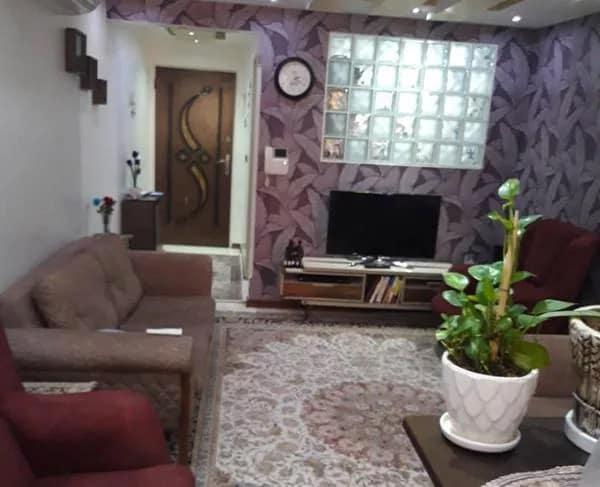 خرید آپارتمان 52 متری رو به نما پارکینگ دار در اندیشه تهران